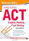 Portada de MCGRAW-HILL'S CONQUERING ACT ENGLISH, READING, AND WRITING