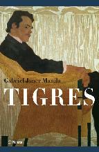Portada de TIGRES (EBOOK)
