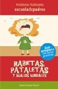 Portada de RABIETAS, PATALETAS Y MALOS MODALES
