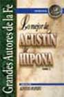 Portada de LO MEJOR DE AGUSTIN DE HIPONA