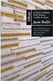 Portada de JUAN RULFO OBRAS: EL LANO EN LLAMAS; PEDRO PARAMO; CASTILLO DE TEAYO
