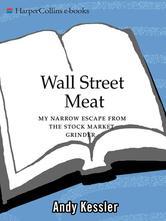 Portada de WALL STREET MEAT
