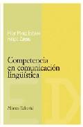 Portada de COMPETENCIA EN COMUNICACION LINGÜISTICA