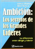 Portada de AMBICION: LOS SECRETOS DE LOS GRANDES LIDERES