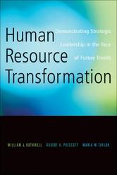 Portada de HUMAN RESOURCE TRANSFORMATION