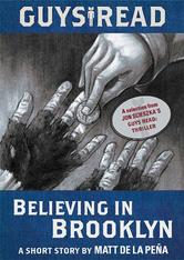 Portada de GUYS READ: BELIEVING IN BROOKLYN