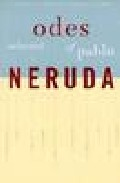 Portada de SELECTED ODES OF PABLO NERUDA