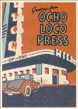 Portada de GREETINGS FROM OCHO LOCO: POSTCARD BOX