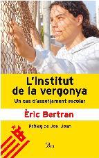 Portada de L'INSTITUT DE LA VERGONYA. (EBOOK)