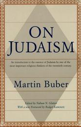 Portada de ON JUDAISM