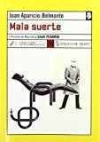 Portada de MALA SUERTE