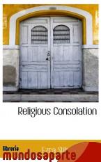Portada de RELIGIOUS CONSOLATION