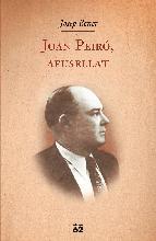 Portada de JOAN PEIRÓ, AFUSELLAT (EBOOK)