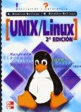Portada de UNIX LINUX