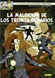 Portada de BLAKE & MORTIMER 20: LA MALDICION DE LOS 30 DENARIOS (TOMO 2)