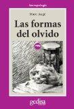 Portada de LAS FORMAS DEL OLVIDO