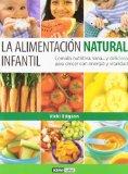 Portada de LA ALIMENTACION NATURAL INFANTIL