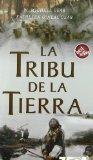 Portada de LA TRIBU DE LA TIERRA