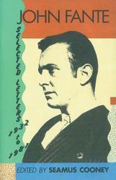Portada de JOHN FANTE SELECTED LETTERS 1932-1981