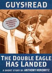 Portada de GUYS READ: THE DOUBLE EAGLE HAS LANDED