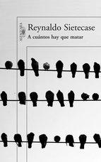 Portada de A CUÁNTOS HAY QUE MATAR (EBOOK)