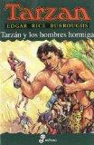 Portada de TARZÁN Y LOS HOMBRES HORMIGA