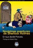 Portada de LOS 38 ASESINATOS Y MEDIO DEL CASTILLO DE HULL: NOVISIMAS AVENTURAS DE SHERLOCK HOLMES