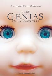 Portada de TRES GENIAS EN LA MAGNOLIA - EBOOK