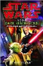 Portada de STAR WARS: YODA, DARK RENDEVOUS