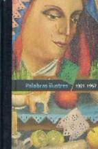 Portada de DIEGO RIVERA (VOL. 2): PALABRAS ILUSTRES : 1921-1957
