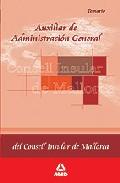 Portada de AUXILIAR DE ADMINISTRACIÓN GENERAL DEL CONSELL INSULAR DE MALLORCA