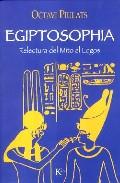 Portada de EGIPTOSOPHIA