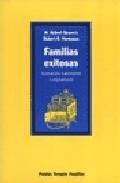 Portada de FAMILIAS EXITOSAS: EVALUACION, TRATAMIENTO E INTERVENCION