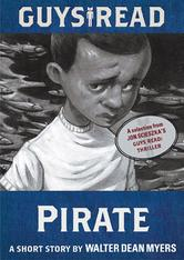 Portada de GUYS READ: PIRATE