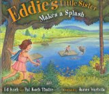 Portada de EDDIE'S LITTLE SISTER MAKES A SPLASH