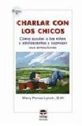 Portada de CHARLAR CON LOS CHICOS
