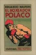 Portada de EL BOXEADOR POLACO
