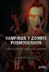 Portada de VAMPIROS Y ZOMBIS POSMODERNOS - EBOOK