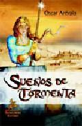 Portada de SUEÑOS DE TORMENTA