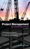 Portada de PROJECT MANAGEMENT IN CONSTRUCTION