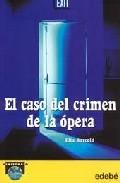 Portada de EL CASO DEL CRIMEN DE LA OPERA