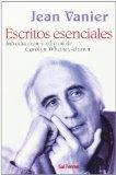 Portada de ESCRITOS ESENCIALES JEAN VANIER: INTRODUCCION Y EDICION DE CAROLYN WHITNEY-BROWN