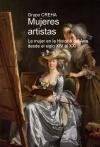 Portada de MUJERES ARTISTAS