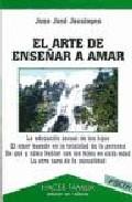 Portada de EL ARTE DE ENSEÑAR A AMAR