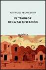 Portada de EL TEMBLOR DE LA FALSIFICACION