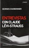 Portada de ENTREVISTAS CON CLAUDE LEVI-STRAUSS