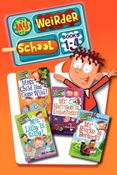 Portada de MY WEIRDER SCHOOL COLLECTION: BOOKS 1-4