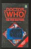 Portada de DOCTOR WHO-THE FIVE DOCTORS
