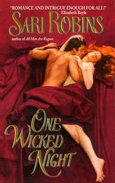 Portada de ONE WICKED NIGHT