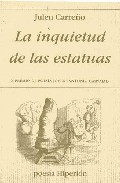 Portada de LA INQUIETUD DE LAS ESTATUAS